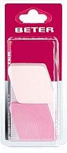 Parfumuri și produse cosmetice Burete de machiaj, latex - Beter Beauty Care