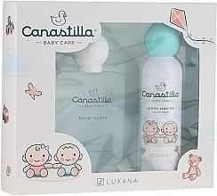 Parfumuri și produse cosmetice Luxana Canastilla - Set (edt/100ml + soap/150ml)