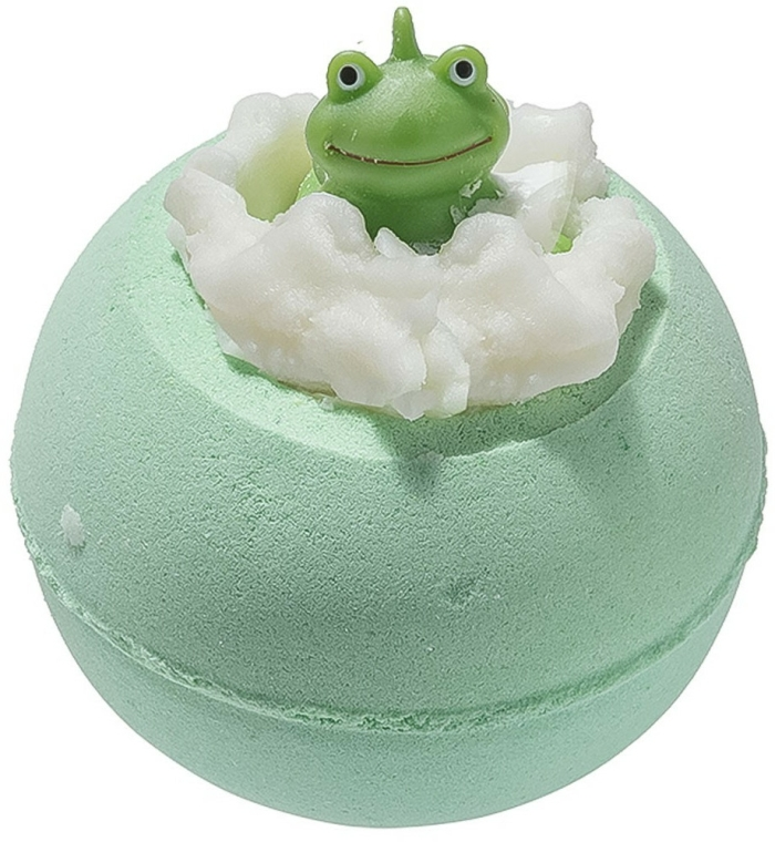 Bilă efervescentă - Bomb Cosmetics It's Not Easy Being Green Bath Blaster — Imagine N1