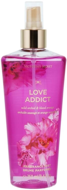 Spray parfumat pentru corp - Victoria's Secret Love Addict Fragrance Mist — Imagine N1
