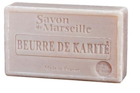 """Săpun natural """"Unt de Shea"""" - Le Chatelard 1802 Shea Butter Soap — Imagine N1"""