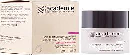 Parfumuri și produse cosmetice Cremă regenerantă pentru ten - Academie Age Recovery Re-Densifying & Volumizing Treatment