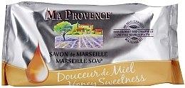"""Parfumuri și produse cosmetice Săpun de Marsilia """"Miere"""" - Ma Provence Marseille Soap"""
