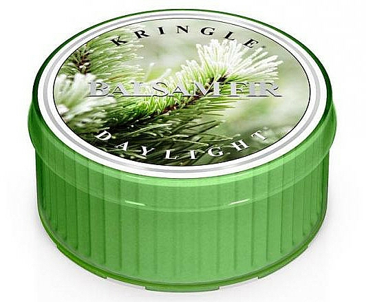 Lumânare de ceai - Kringle Candle Daylight Balsam Fir