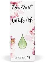 """Parfumuri și produse cosmetice Ulei pentru cuticule """"Ceai"""" - NeoNail Professional Cuticle Oil"""