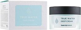 Parfumuri și produse cosmetice Cremă profund hidratantă pentru față - Thank You Farmer True Water Deep Cream