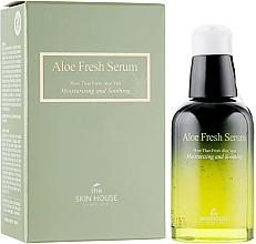 Parfumuri și produse cosmetice Ser hidratant și calmant cu extract de aloe - The Skin House Aloe Fresh Serum