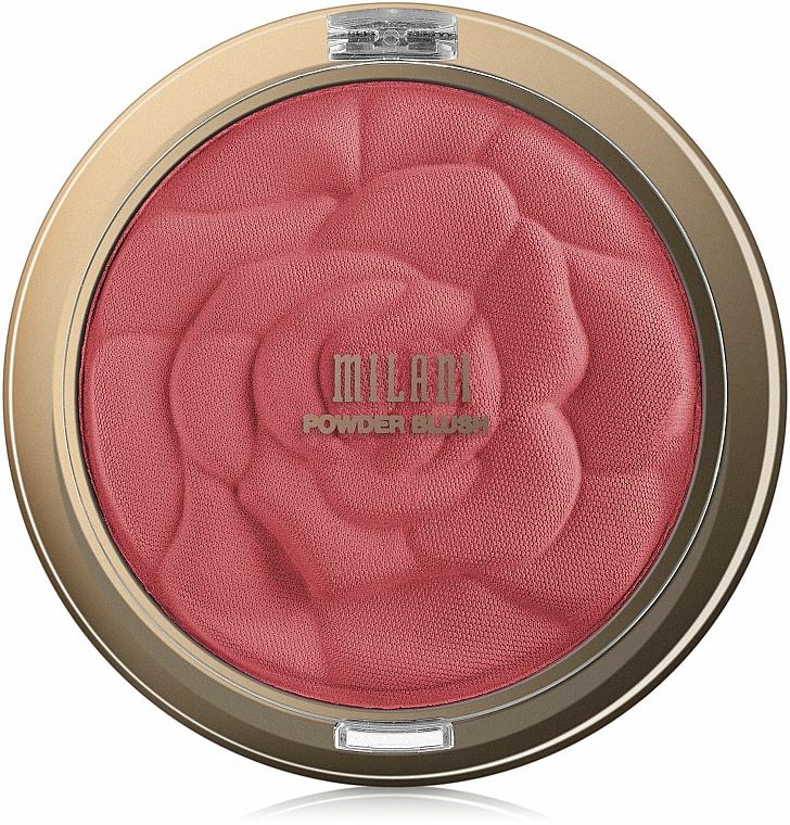 Fard de obraz - Milani Rose Powder Blush