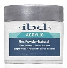 Parfumuri și produse cosmetice Pulbere naturală acrilică translucidă - IBD Flex Polymer Powder Natural