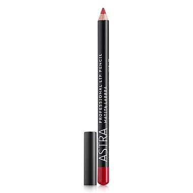 Creion contur de buze - Astra Make-Up Professional Lip Pencil — Imagine N1