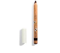 Parfumuri și produse cosmetice Ruj-creion de buze - Rougj+ Green Natural Chubby Lipstick