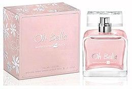 Parfumuri și produse cosmetice Mandarina Duck Oh Bella - Apă de toaletă (tester cu capac)