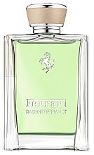 Parfumuri și produse cosmetice Ferrari Radiant Bergamot - Apă de toaletă