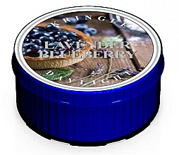 Parfumuri și produse cosmetice Lumânare de ceai - Kringle Candle Daylight Lavender Blueberry