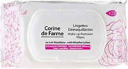 Parfumuri și produse cosmetice Șervetele umede faciale - Corine de Farme Wipes