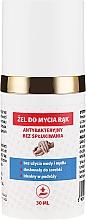 Parfumuri și produse cosmetice Gel antibacterian de mâini - Sara Cosmetics Antibacterial Gel