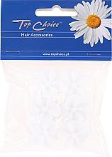 Parfumuri și produse cosmetice Agrafe de păr, 6 bucăți, 25402 - Top Choice