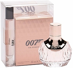 Parfumuri și produse cosmetice James Bond 007 for Women II - Set (edp/30ml + edp/roll/7.4ml)