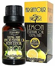 Parfumuri și produse cosmetice Ulei esențial de lămâie - Arganour Essential Oil Lemon