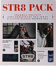 Set - STR8 Thermal Protect (deo/150ml+sh/gel/250ml) — Imagine N1