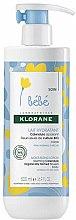 Parfumuri și produse cosmetice Loțiune hidratantă de corp - Klorane Baby Moisturizing Lotion
