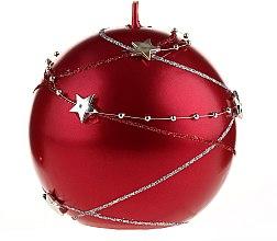 Parfumuri și produse cosmetice Lumânare aromată, 10x10 cm - Artman Christmas Garland