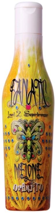Lapte pentru bronz la solar - Oranjito Level 2 Fanatic Melone — Imagine N1