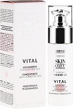 Parfumuri și produse cosmetice Ser concentrat cu coenzima Q10 - Floslek Skin Care Expert Sphere-3D Concentrate Serum With Coenzyme Q10