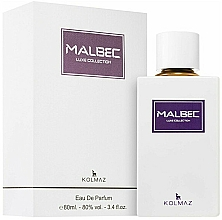 Parfumuri și produse cosmetice Kolmaz Malbec Luxe Collection - Apă de parfum