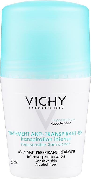 Deodorant roll-on - Vichy 48 Hr Anti-Perspirant Treatment