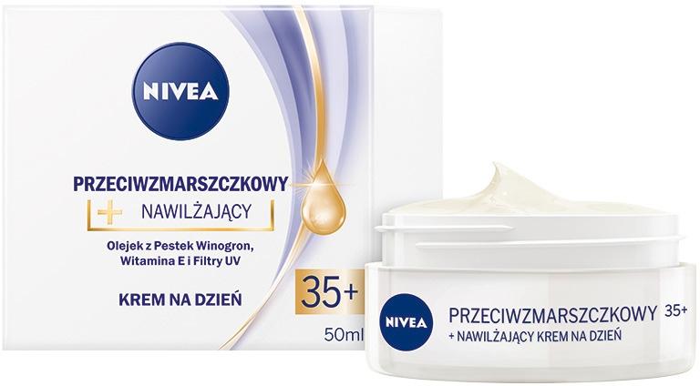 Cremă hidratantă antirid de zi pentru toate tipurile de ten - Nivea Creme Anti-Wrinkle Day Care