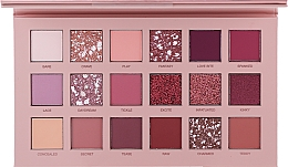 Parfumuri și produse cosmetice Paletă farduri de ochi - Huda Beauty The New Nude Eye Shadow Palette