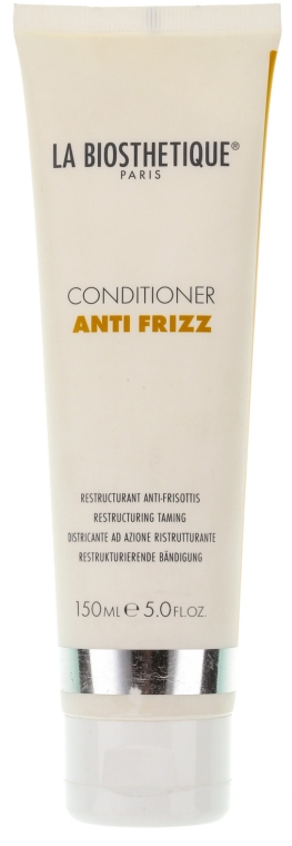 Balsam pentru parul creț - La Biosthetique Anti Frizz Conditioner — Imagine N1