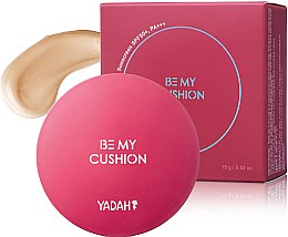 Parfumuri și produse cosmetice Fond de ten cushion - Yadah Be My Cushion SPF50 PA +++