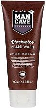 """Parfumuri și produse cosmetice Soluție de curățare """"3in1"""" pentru barbă - Man Cave Blackspice Beard Wash"""