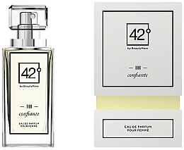 Parfumuri și produse cosmetice 42° by Beauty More III Confiante - Apă de parfum