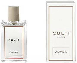 Parfumuri și produse cosmetice Spray parfumat pentru casă - Culti Milano Room Spray Aramara