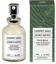 Parfumuri și produse cosmetice Ser de față - Comfort Zone Sacred Nature Youth Serum