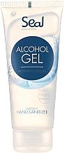 Parfumuri și produse cosmetice Gel dezinfectant de mâini - Seal Cosmetics Alcohol Gel With Moisturizers Instant Hand Sanitizer