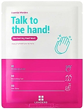 Parfumuri și produse cosmetice Mască pentru mâini - Leaders Essential Wonders Talk To The Hand! Mask