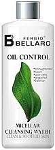 Parfumuri și produse cosmetice Apă micelară pentru tenul gras - Fergio Bellaro Oil Control Micellar Cleansing Water