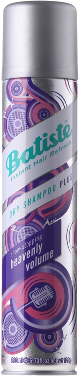 Șampon uscat - Batiste Dry Shampoo Heavenly Volume