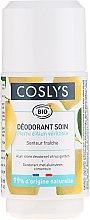 Parfumuri și produse cosmetice Deodorant pe bază de alaun - Coslys Body Care Citrus Garden Deodorant