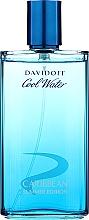 Parfumuri și produse cosmetice Davidoff Cool Water Caribbean Summer Edition - Apă de toaletă
