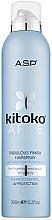 Parfumuri și produse cosmetice Lac de păr, fixare medie - Affinage Kitoko Arte Fabulous Finish Hairspray