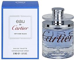 Parfumuri și produse cosmetice Cartier Eau de Cartier Vetiver Bleu - Apă de toaletă