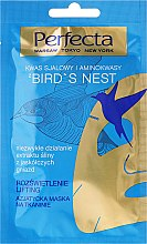 Parfumuri și produse cosmetice Mască de față - Perfecta Bird's Nest Face Mask