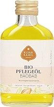 "Parfumuri și produse cosmetice Ulei organic ""Baobab"" - Eliah Sahil Organic Baobab Body Oil"