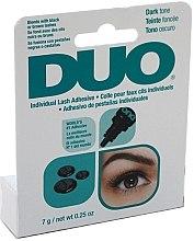 Parfumuri și produse cosmetice Adeziv pentru gene - Duo Individual Lash Adhesive Dark