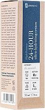 Parfumuri și produse cosmetice Cremă hidratantă pentru bărbați - Phenome High Potency 24-Hour Ultra-Hydrating Cream